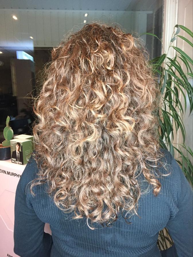Curlsys resultaat